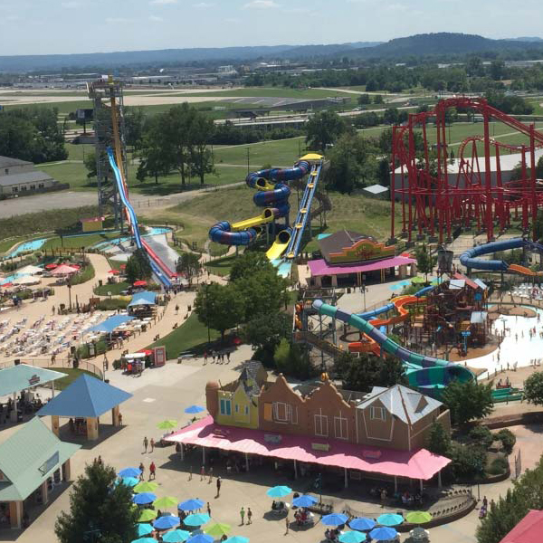 Kentucky Kingdom at Youth Softball Nationals Kentucky Tournament